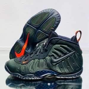 Nike Air Foamposite Pro Sequoia Youth 5.5